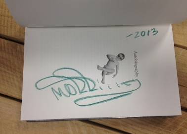 The Only Signed Hardcover of Morrissey's Autobiography Goes Under the Hammer for PETA