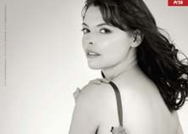 Corrie's Kate Ford Bares All For Bears!