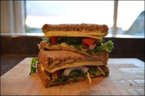 Kirsty's Sandwich