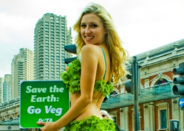 Miss Earth Contestant: The Best Way to Go Green Is to Go Vegetarian