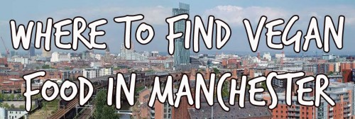 Where to Find Vegan Food in Manchester