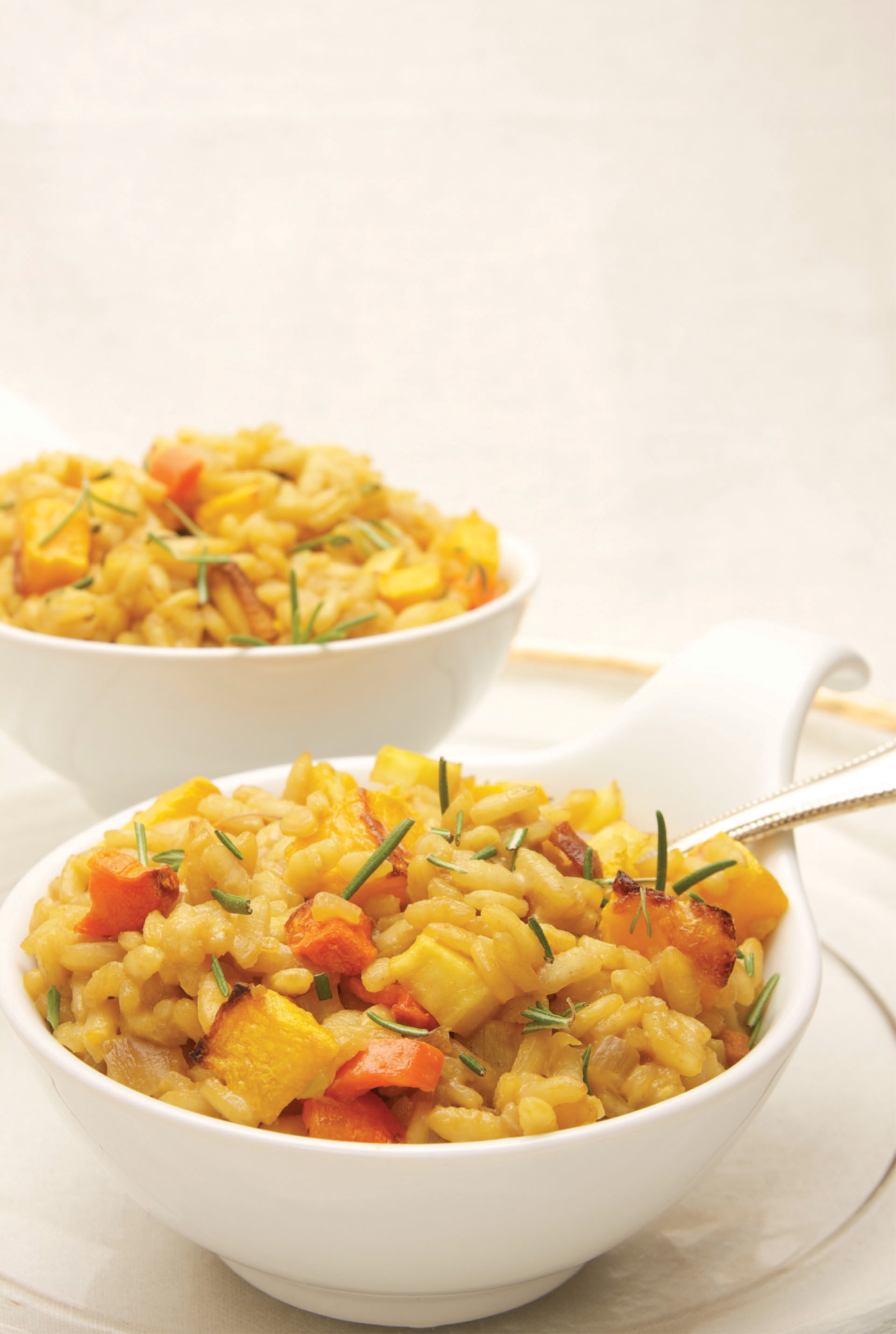 Winter Vegetable Risotto Recipe