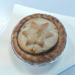 Iceland Mince Pie