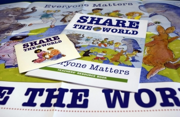 Share the World compassionate teaching resources