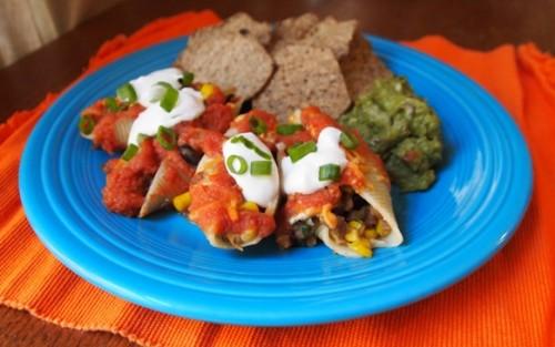 Delicious Vegan Mexican Food