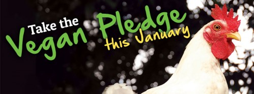 Take the Vegan Pledge