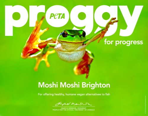 Moshi Moshi Proggy Award