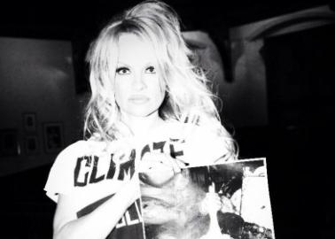 Pamela Anderson Loves Britain – but She Hates Foie Gras