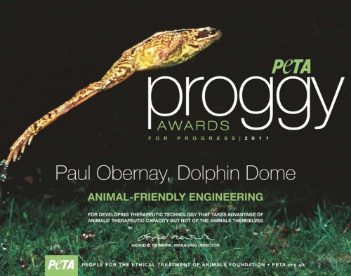 Paul Obernay's Proggy Award