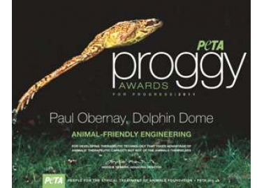 And the Proggy Award Goes To …