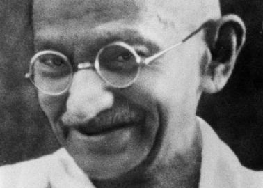 Celebrate Gandhi's Birthday by Bringing Non-Violence Into Your Diet
