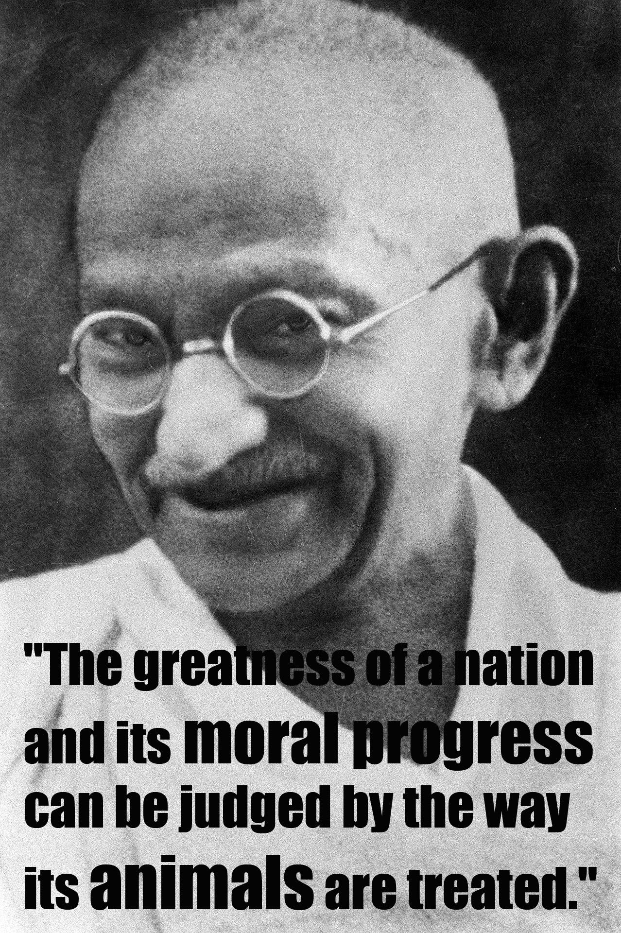 QUOTE Gandhi