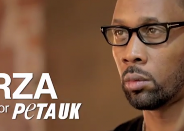 Wu-Tang Clan's RZA Proclaims, 'A Vegan Tomorrow Is a Better Tomorrow'