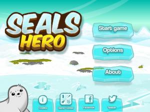 Seals Hero iPhone App