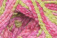 Vegan yarn made from bamboo, cotton and nylon
