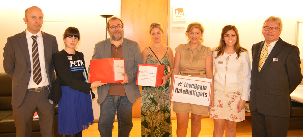 Spanish petition