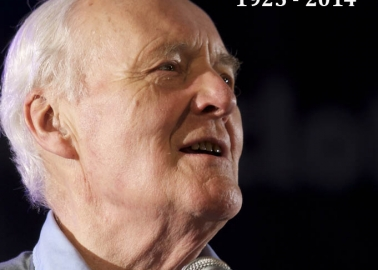 PETA UK's 2014 Person of the Year: Tony Benn Continues to Inspire
