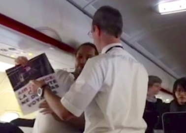 Unexpected Air France Flight Announcement Informs Passengers About Cruel Monkey Shipments