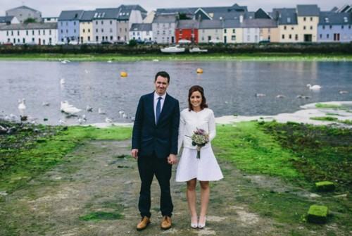 Vegan wedding in Galway