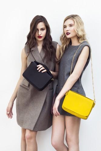 Meg Mathews' Wilby collection - Yellow Citibag