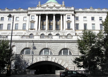 Somerset House Freezes Out Cruel Foie Gras