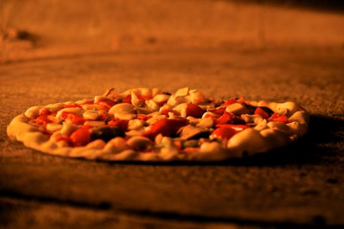 La Favorita Vegan Pizza