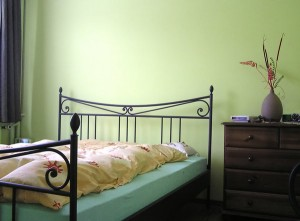 stock bedroom