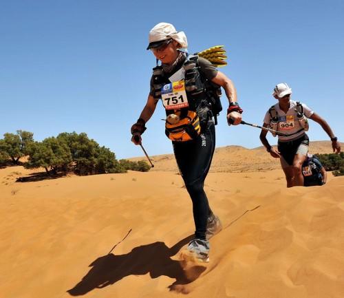 Fiona Oakes Marathon