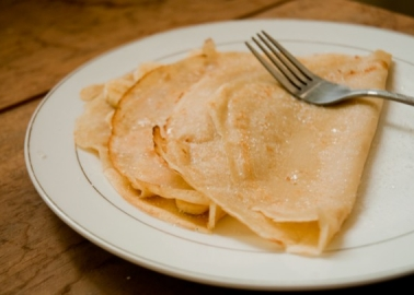 Pancake Day: Here's How to Make Delicious Vegan Pancakes With Only Three Ingredients