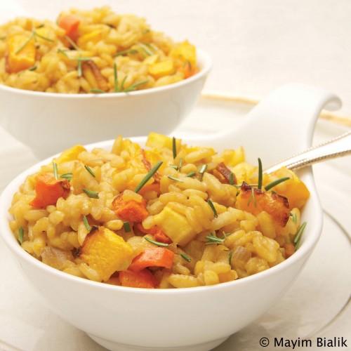 Mayim Bialik Vegan Risotto Recipe