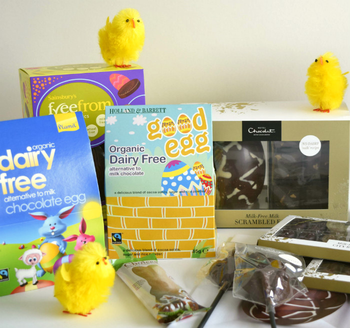 Vegan Easter chocolates 2015