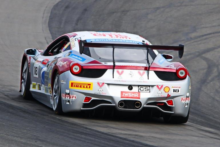 PETA Ferrari