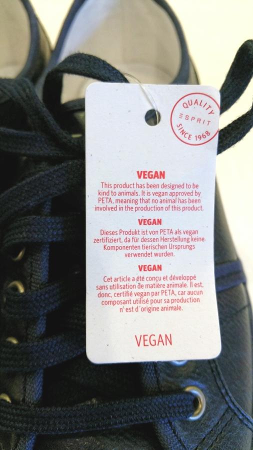 Esprit label small