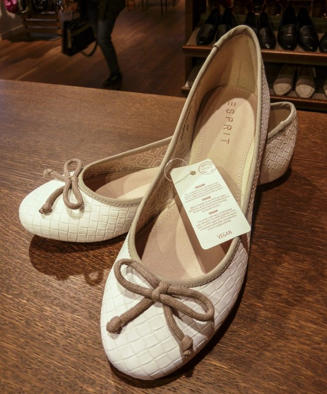 Stylish Vegan Shoes on Offer From Esprit