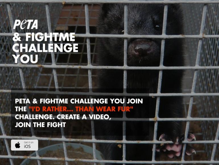 PETA FightMe