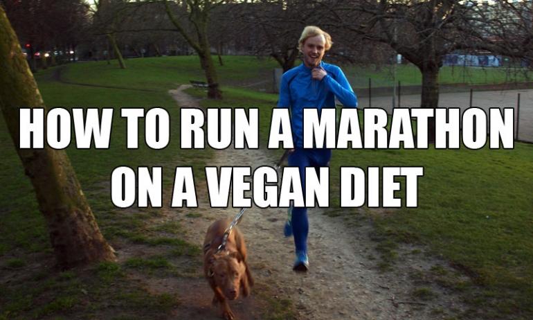 How to Run a Vegan Marathon