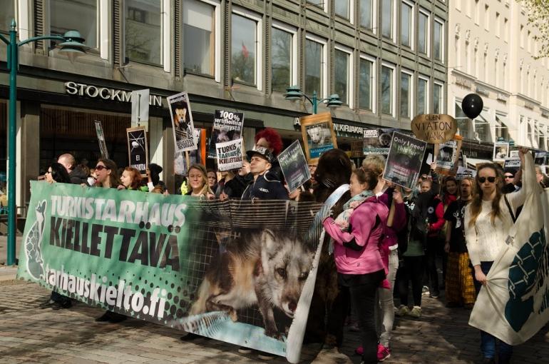 Helsinki Fur Demo 3