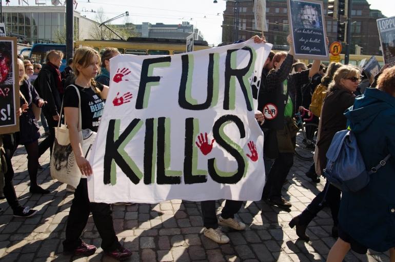Helsinki Fur Demo 4