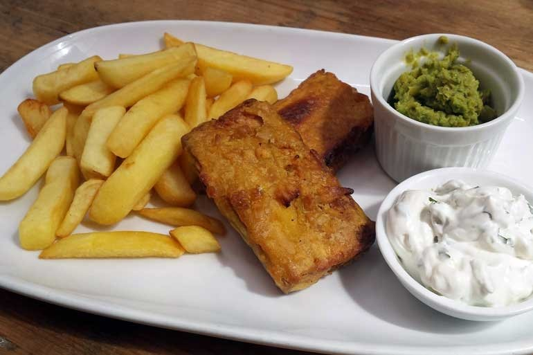 Toff-n-Chips at Zoukinis Bournemouth