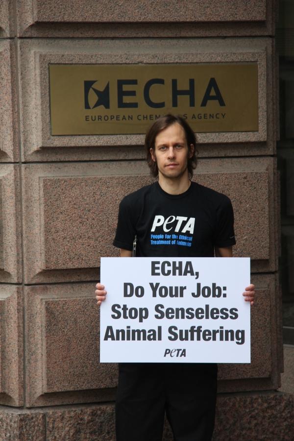 Jukka ECHA Petition