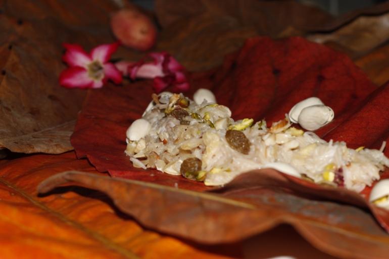 vegan Eid recipe