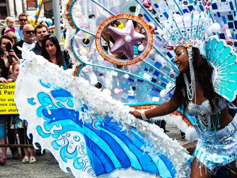 The Nottingham Carnival