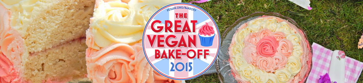 Great Vegan Bake Off 2015