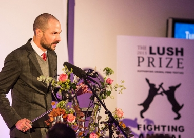 The 2015 LUSH Prize – We're on the Shortlist!