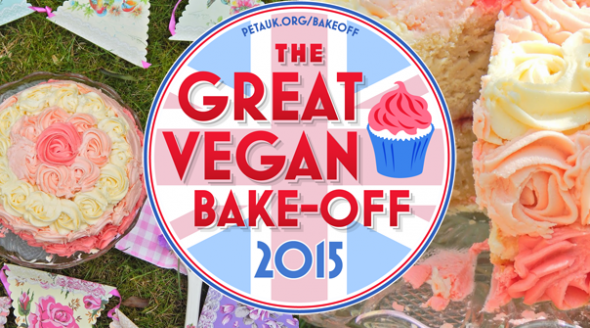 Enter the Great Vegan Bake Off