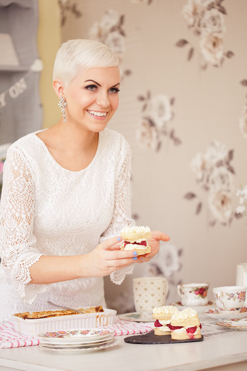 Vegan Bake Off - Katy