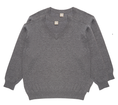 sainsburys grey v neck