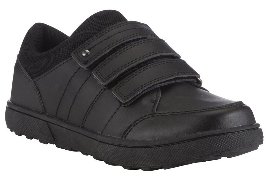 tesco leather school shoes