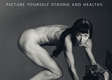 Ballet Icon Sylvie Guillem Is Strong, Healthy and Vegan