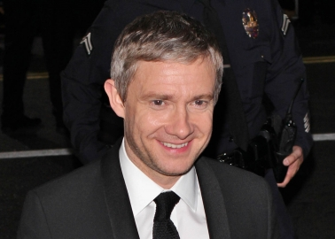 Martin Freeman Asks David Cameron to Ban Wild Animals From Circuses